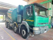 Lastbil betong blandare Renault Kerax 420