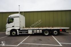 Camião estrado / caixa aberta Mercedes Actros 2543