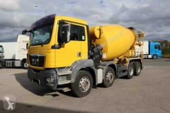 Camión hormigón cuba / Mezclador MAN 32.400 BB 8x4 Karrena 9m³/ Schaltgetriebe