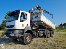 Camion ribaltabile bilaterale Renault Kerax 370.26 DXI