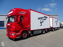 Camión remolque furgón Scania R 440