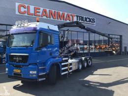 Camion polybenne MAN TGS 35.480