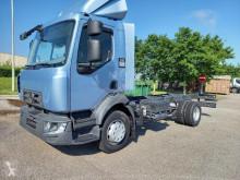 Caminhões Renault D 16 MED P4X2 280E6 EMPT 3800 chassis usado