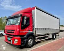 Camion Iveco Stralis rideaux coulissants (plsc) occasion