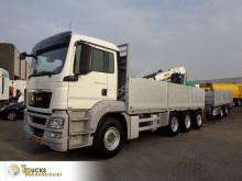 Lastbil MAN TGS 35.440 flatbed brugt
