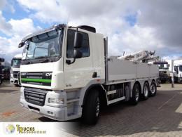 Камион DAF CF 85.460 платформа втора употреба