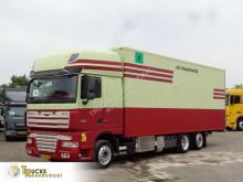 Ciężarówka chłodnia z regulowaną temperaturą DAF XF105