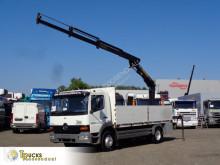 Caminhões Mercedes Atego 1523 estrado / caixa aberta usado