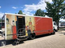 Camión furgón DAF 45 Wohnmobil zum Ausbauen