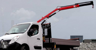 Camion nacelle Palfinger Renault Master 125.35 PK 2900 Crane Truck