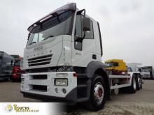 Camión Gancho portacontenedor Iveco Stralis 310