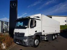 Camion fourgon brasseur Mercedes Actros 2543 LL 6x2 Getränkekoffer+LBW mehrfach!!