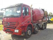 Camion béton toupie / Malaxeur Mercedes 3241-DAUTEL WECHSELSYSTEM-STETTER-KIPPER