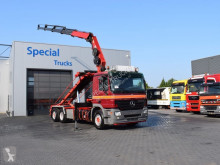Camion Mercedes Actros 2532 porte containers occasion