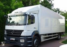 Mercedes AXOR 1824 euro 5 kontener 21 palet klapa winda truck used box