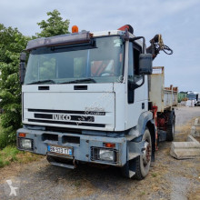 Iveco Eurotech Cursor truck used tipper