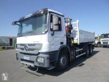 Camion bi-benne Mercedes Actros 2636