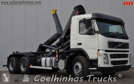 Camion Volvo FM12 380 porte containers occasion