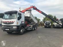 Camión volquete volquete bilateral Renault Kerax 430 DXI