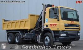 Camión volquete DAF CF 380