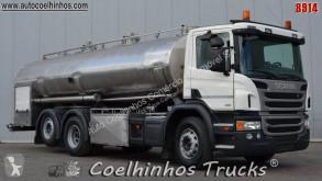 Camião cisterna Scania P 410