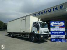 Ciężarówka furgon furgon drewniane ściany Iveco Eurocargo ML 180 E 25 P