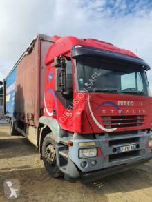 Camion rideaux coulissants (plsc) Iveco Stralis 350