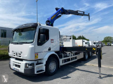 Camion porte engins Renault Gamme D WIDE