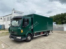 Ciężarówka furgon do transportu napojów Renault Midlum 190.10 DXI