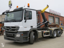 Camion Mercedes Actros 2532 L 6x2 Abrollkipper 3900mm Radst.Lenkach polybenne occasion