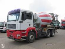 Camion béton MAN 26.410 TG-A 6x4 Betonmischer Stetter 7m³ deutsches Fz.,