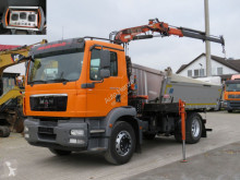 Ciężarówka MAN TG-M 18.340 4x2 2-Achs Kipper Kran Hakowiec używana