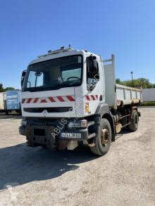 Renault two-way side tipper truck Kerax 270