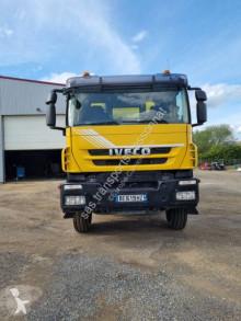 Kamyon Iveco Trakker 410 damper çift yönlü damperli kamyon ikinci el araç