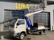 Camion nacelle télescopique Nissan Cabstar 110.35