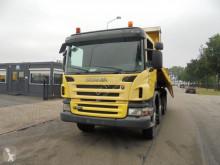 Caminhões Scania P 380 basculante usado