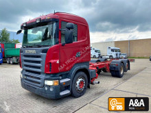 Lastbil Scania R 420 chassis brugt