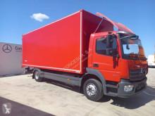 Mercedes plywood box truck Atego 1224 L