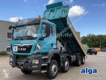 Camion tri-benne MAN 35.460 TGS 8x6, Euro 6, Meiller, Bordmatik
