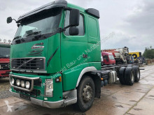 Camion Volvo FH 550/manuell-long cassi-Retarder-full steel châssis occasion