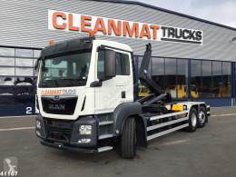 MAN hook lift truck TGS 26.430