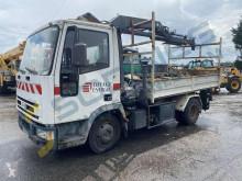 Camión volquete Iveco 75E12 - Benne Grue