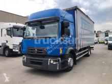 Camión lona corredera (tautliner) Renault D16.280 WIDE