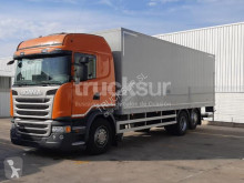 Camión furgón Scania G ejes 6x2*4