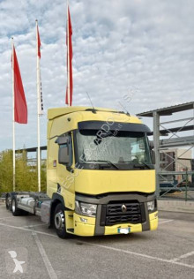 Camion Renault T-Series 460 P6X2 E6 polybenne occasion