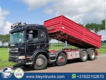 Camion tri-benne Scania R124