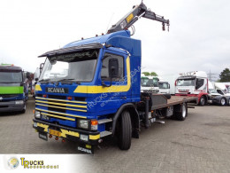 Scania flatbed truck M