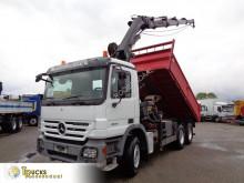 Vrachtwagen kipper Mercedes Actros 2646