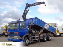Vrachtwagen platte bak DAF 85