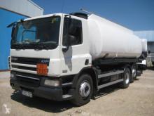 Camion DAF CF75 FA CF75.310 citerne hydrocarbures occasion